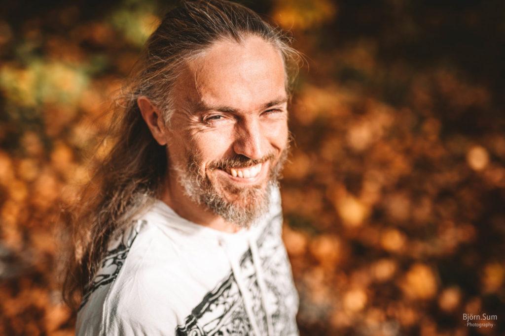 Marcel Rabenstein, Yogalehrer im Yogazentrum Heitersheim