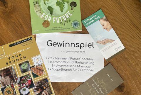 Gewinnspiel Auflösung Yogazentrum Heitersheim Gewinnspiel Basel Vegan Messe